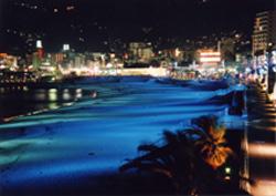 ライトアップサンビーチ